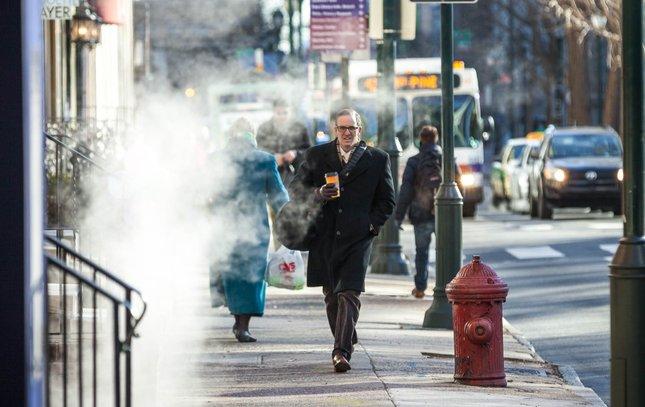 Carroll - Walking in the Winter