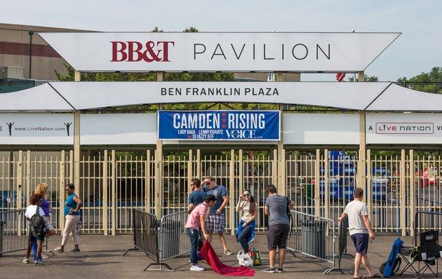 Carroll - Camden Rising BB&T Pavilion