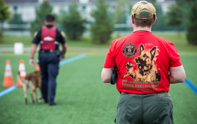Carroll - Gloucester K9 Competition