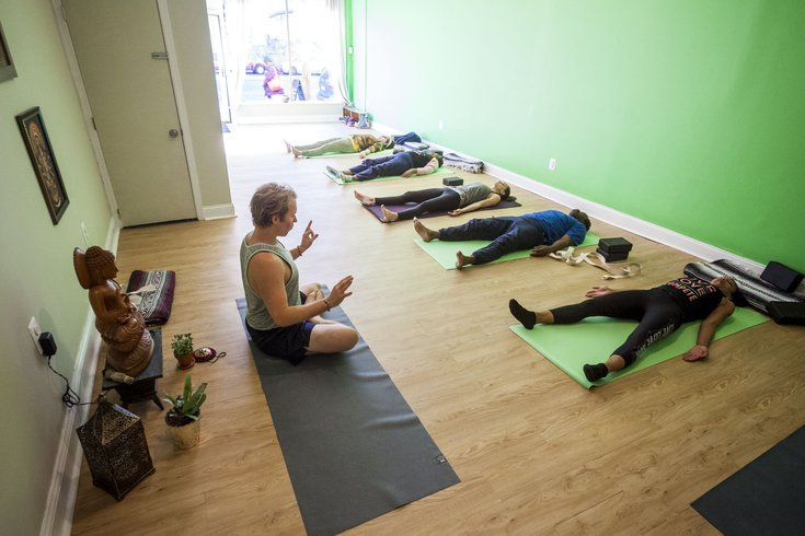 Carroll - Roots Yoga