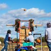 Carroll - Pumpkin Chunkin at Rowan University