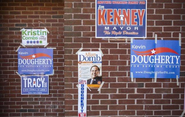 Carroll - Philadelphia Mayoral Race