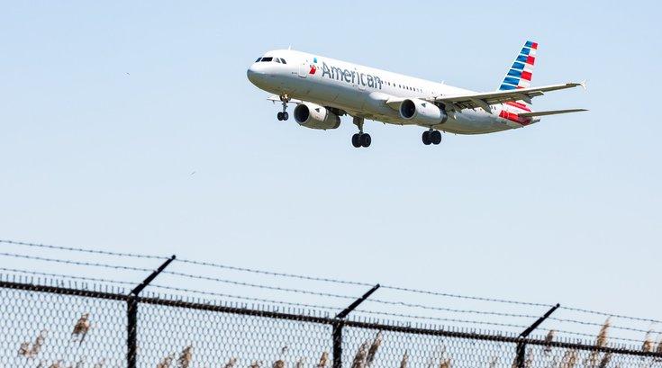 american airlines emergency landing _ carroll