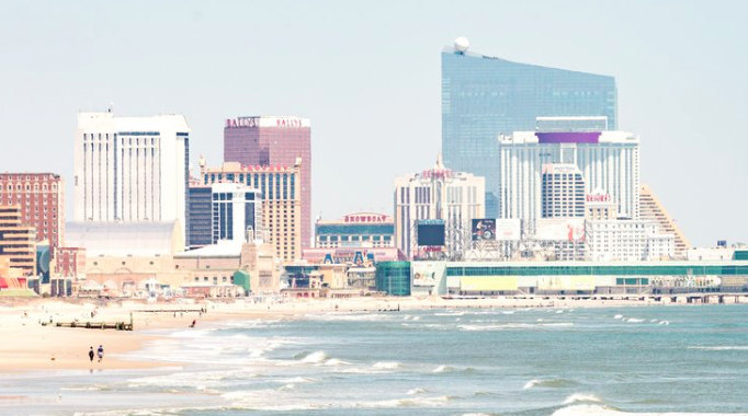 Atlantic City makeshift hospital new jersey coronavirus