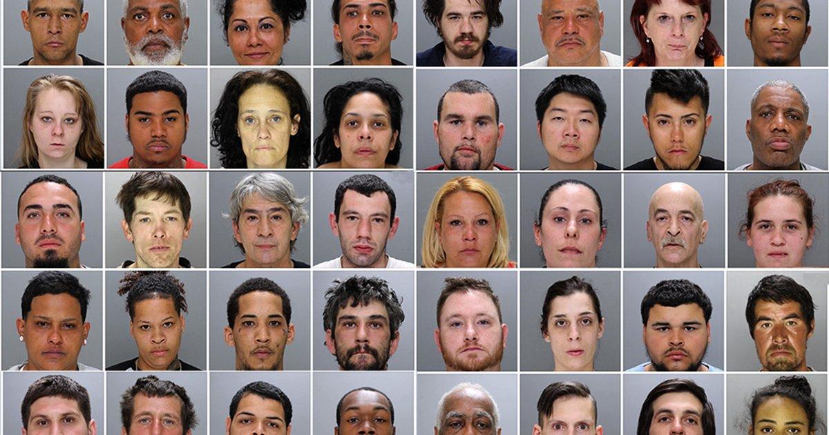 Somerset Police Arrests