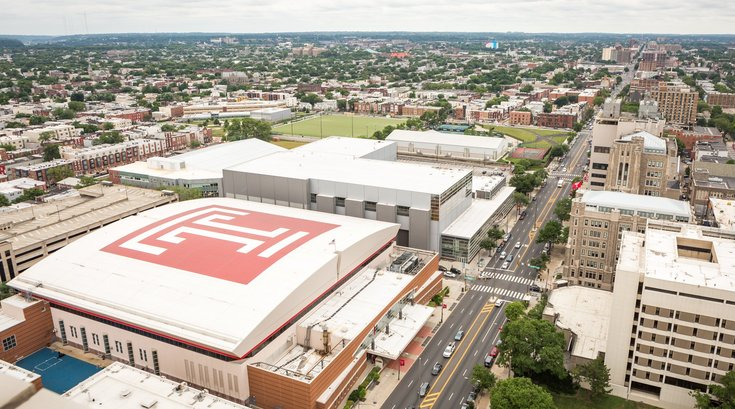 Temple University North Philadelphia _ Carroll