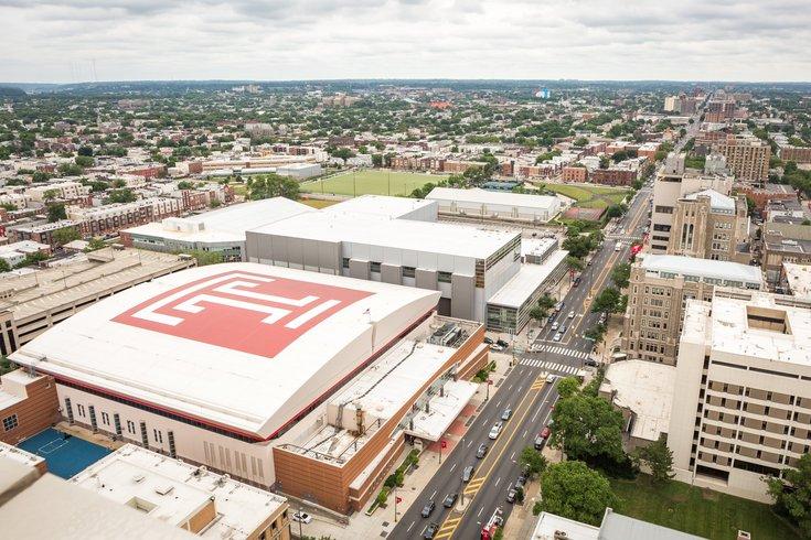 Temple University North Philadelphia _ Carroll