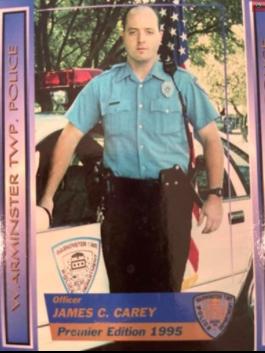 Bucks Carey Police