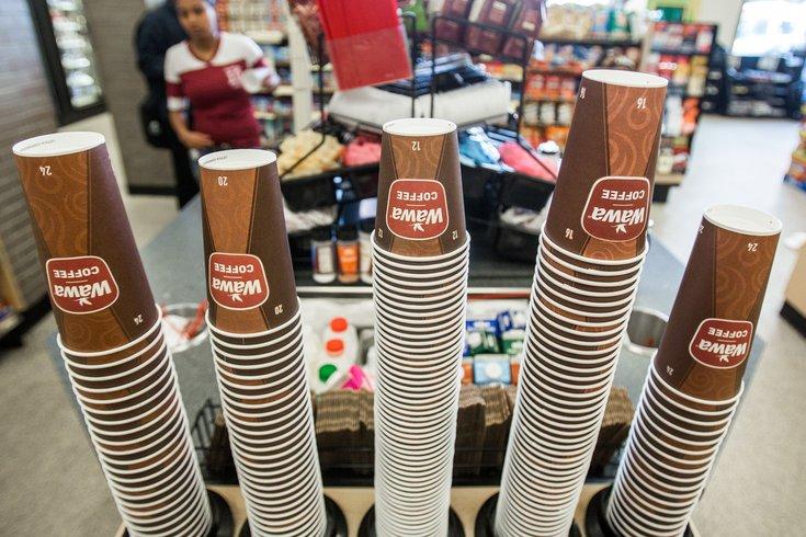 Wawa Day Free Coffee _ Carroll