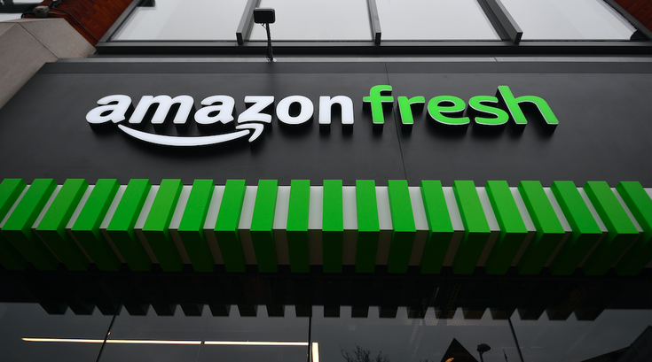 Amazon Fresh Warrington