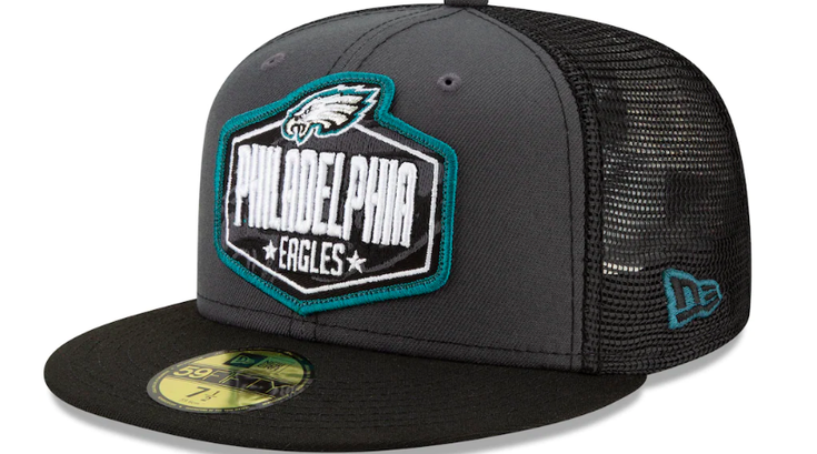 Eagles draft hat 2021