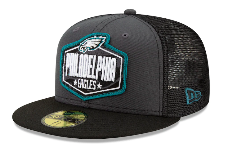 Eagles draft hat 2021