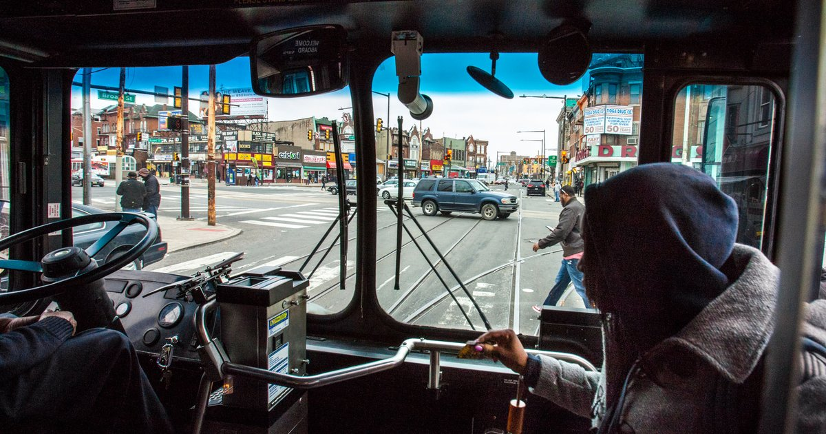 Septa To Split Bus Route 23 Into Two Create Route 45