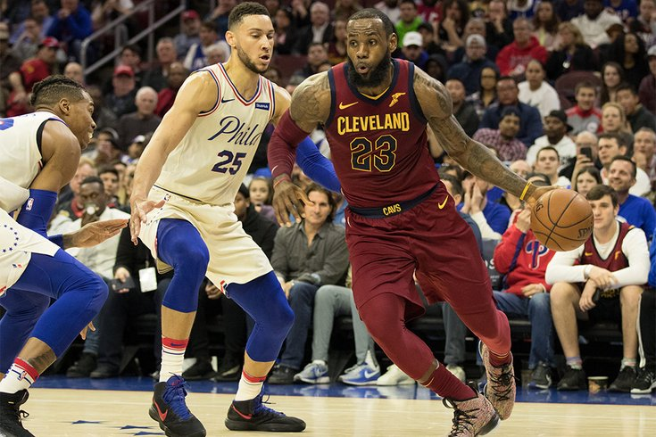 Charles Barkley throws cold water on Sixers signing LeBron James ... 10dd2519f