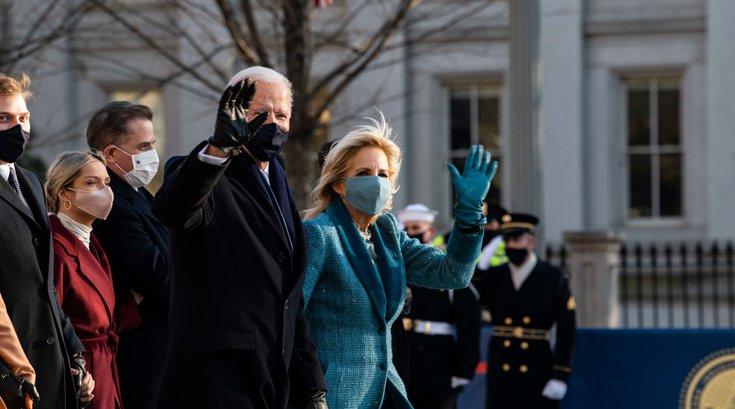 Joe and Jill Biden Roadtrip