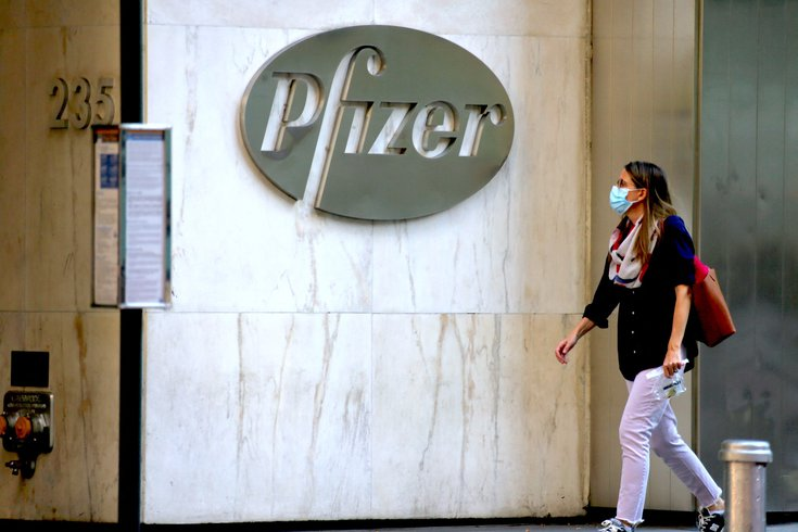 Pfizer Vaccine elligibility