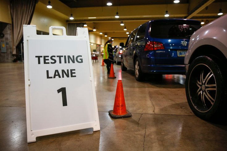 COVID-19 testing in US