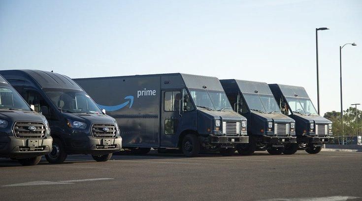 Amazon Delivery Stations Philadelphia