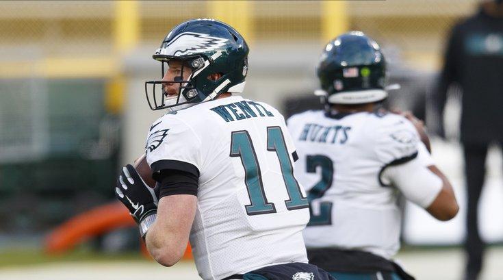 Carson Wentz Eagles