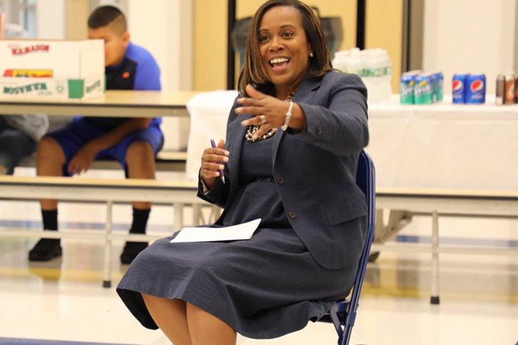 Katrina McCombs Camden Superintendent 04192019