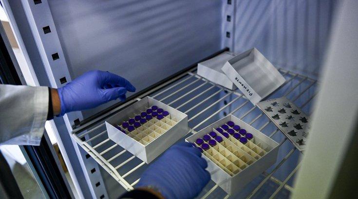 Penn Vaccine Study mRNA