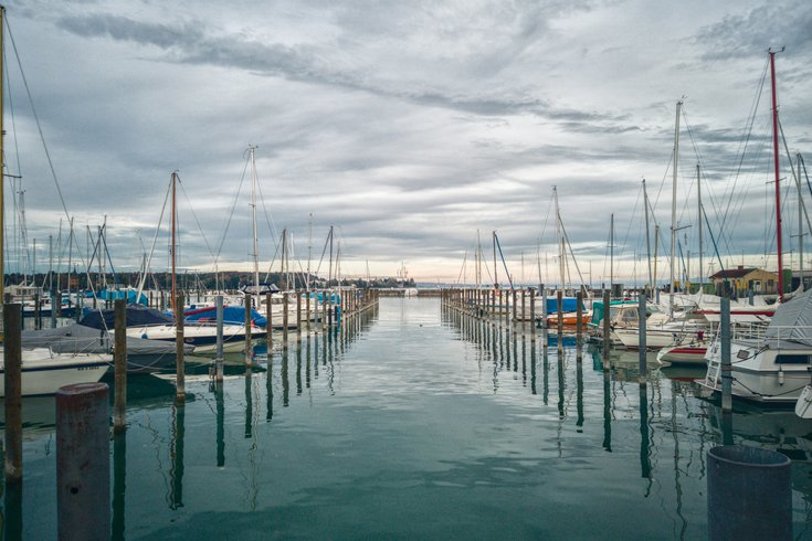 New Jersey marinas