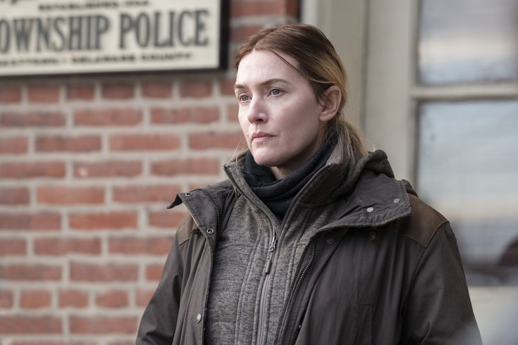 Kate Winslet Mare of Easttown