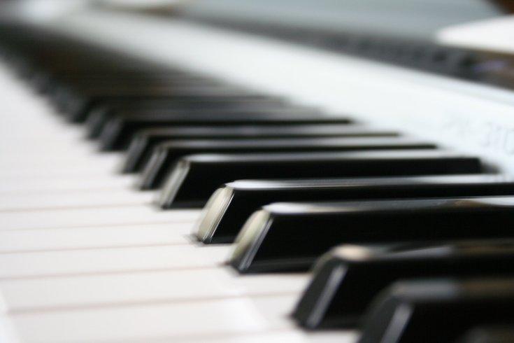 piano lost album
