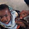 malaria vaccine program africa