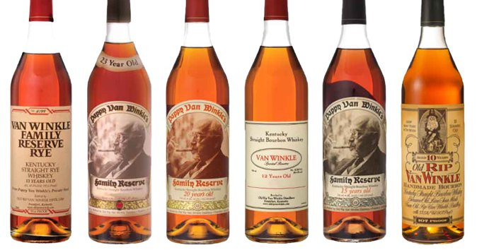 Pennsylvania residents can enter lotteries to buy 213 rare whiskey bottles