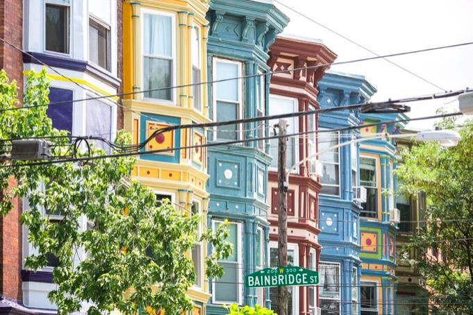 Eviction Moratorium slowed spread