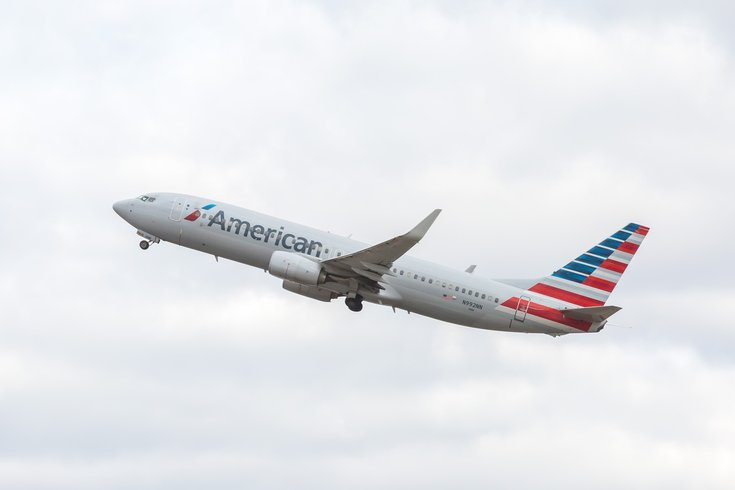American Airlines PHL 2021