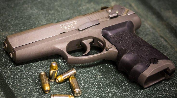 Stolen Gun PHL