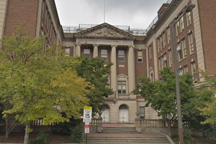 Masterman High School Philadelphia