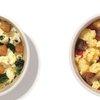 dunkin healthy breakfast bowls