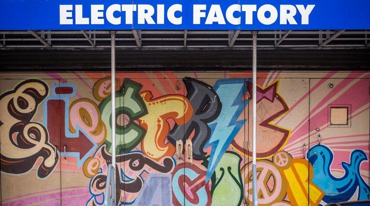 Stock_Carroll - Electric Factory Concert Venue