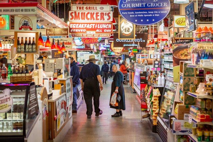 Carroll - Reading Terminal Market