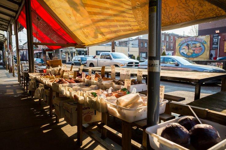 Stock_Carroll - Vegetables in the Italian Market