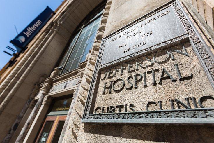 Stock_Carroll - Thomas Jefferson Hospital