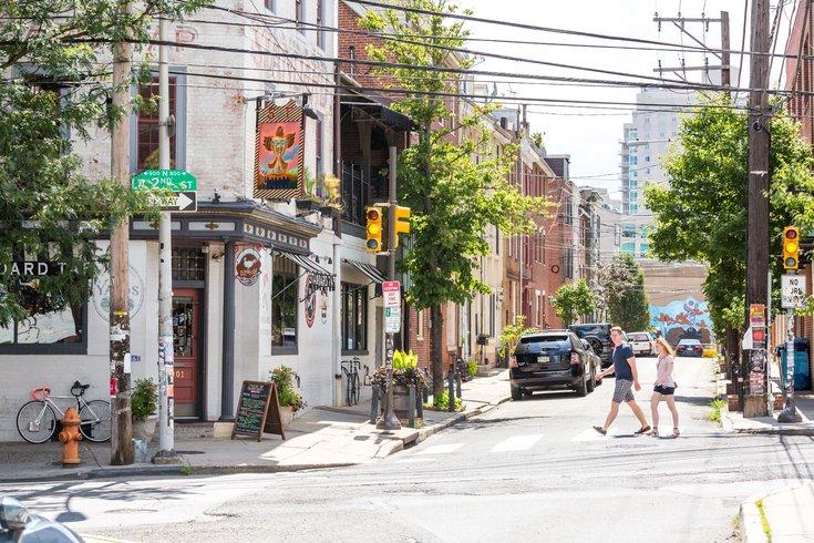 Carroll - Second Street in Northern Liberties