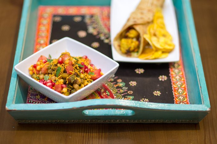 Carroll - The Philadelphia Bourse Chaat and Chai