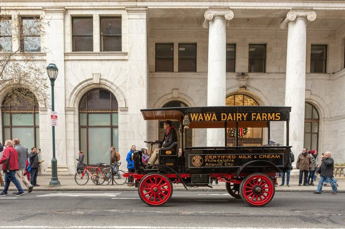 Carroll - Flagship Wawa Grand Opening