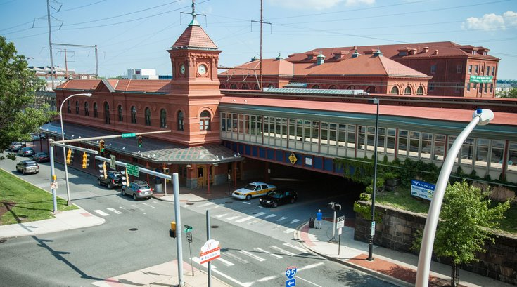 Carroll - Wilmington Delaware Train Station
