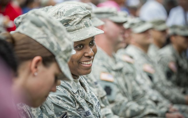 Carroll - Wawa Welcome America Military