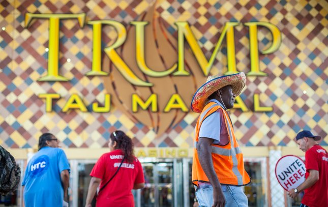 Carroll - Trump Taj Mahal Atlantic City