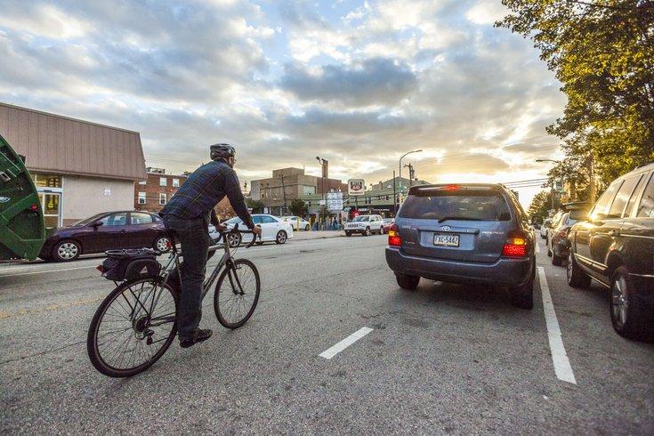 Carroll - Parking in Bike Lanes