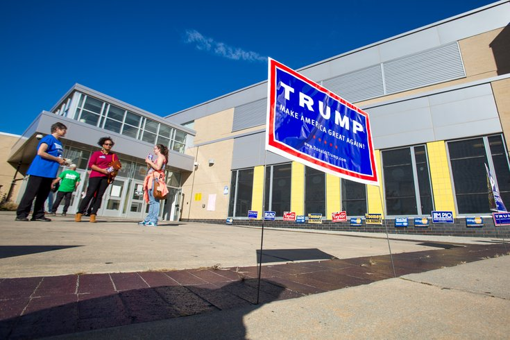 Carroll - 2016 Election Day