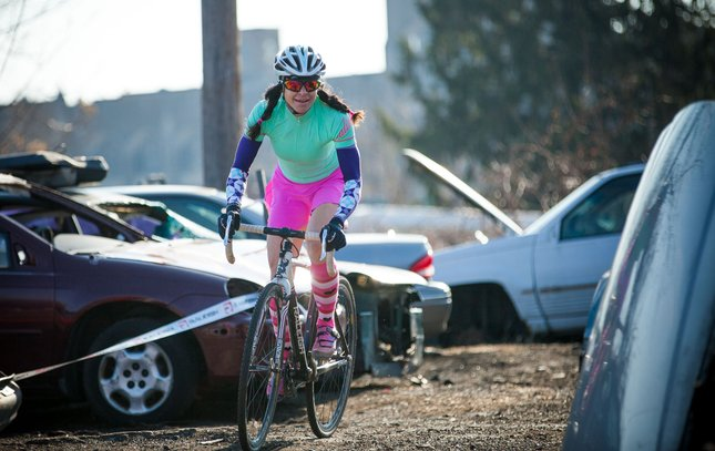 Carroll - Bilenky Junkyard Cyclocross Race