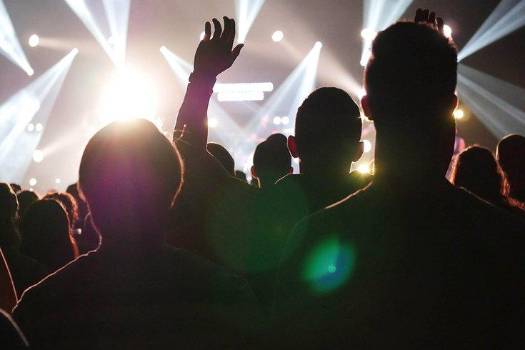 Music Concert Crowd 05032019