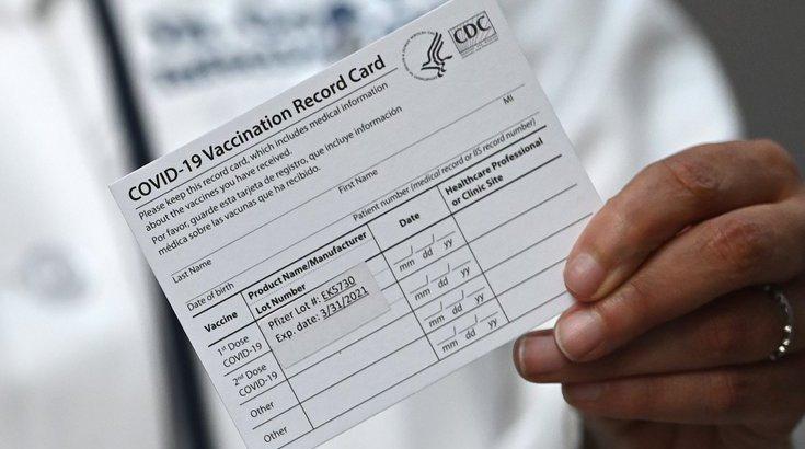 COVID-19 vaccine incentives
